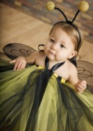 BumbleBee Tutu Dress Costume