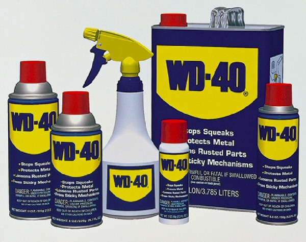 Ordentlich WD-40 IDEAS and TIPS - Good Ideas and Tips ZY35