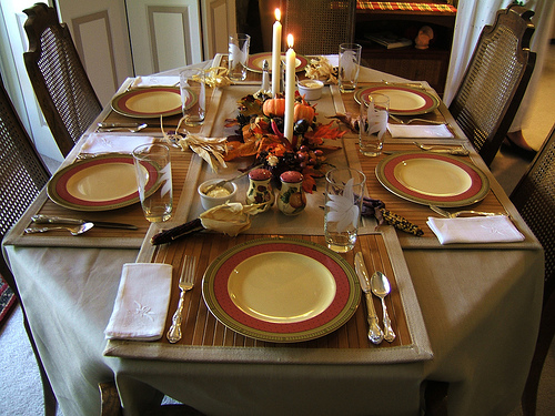 Thanksgiving Tables Good Ideas And Tips