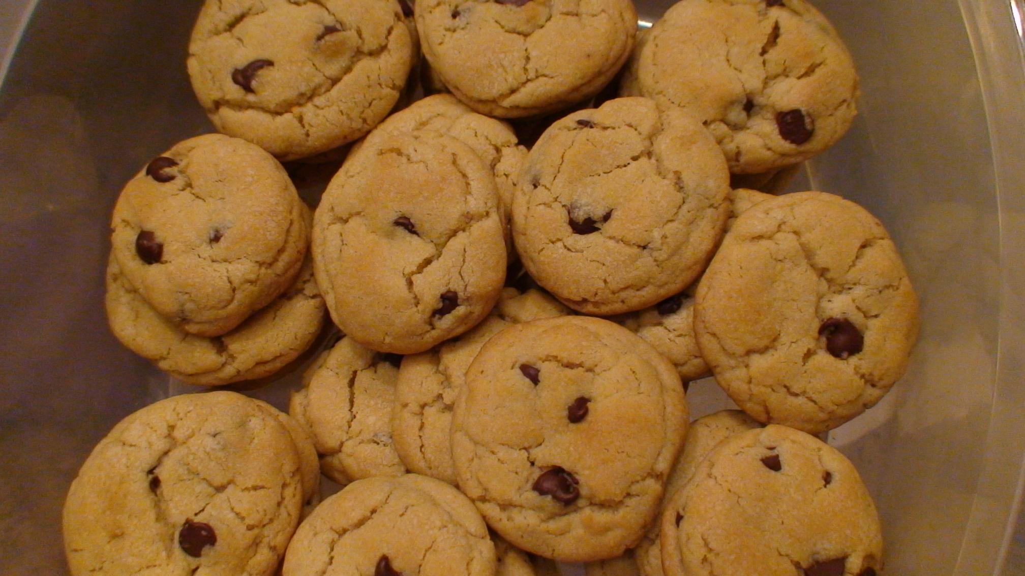 SECRET CHOCOLATE CHIP COOKIE RECIPE - Good Ideas and Tips