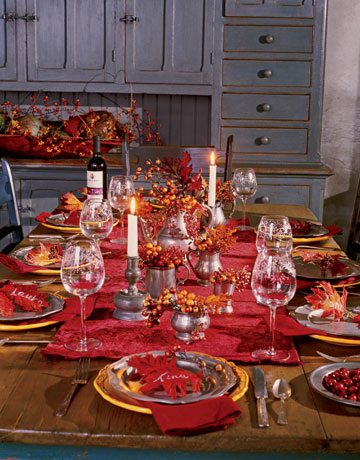 Thanksgiving Table Ideas - Good Ideas and Tips