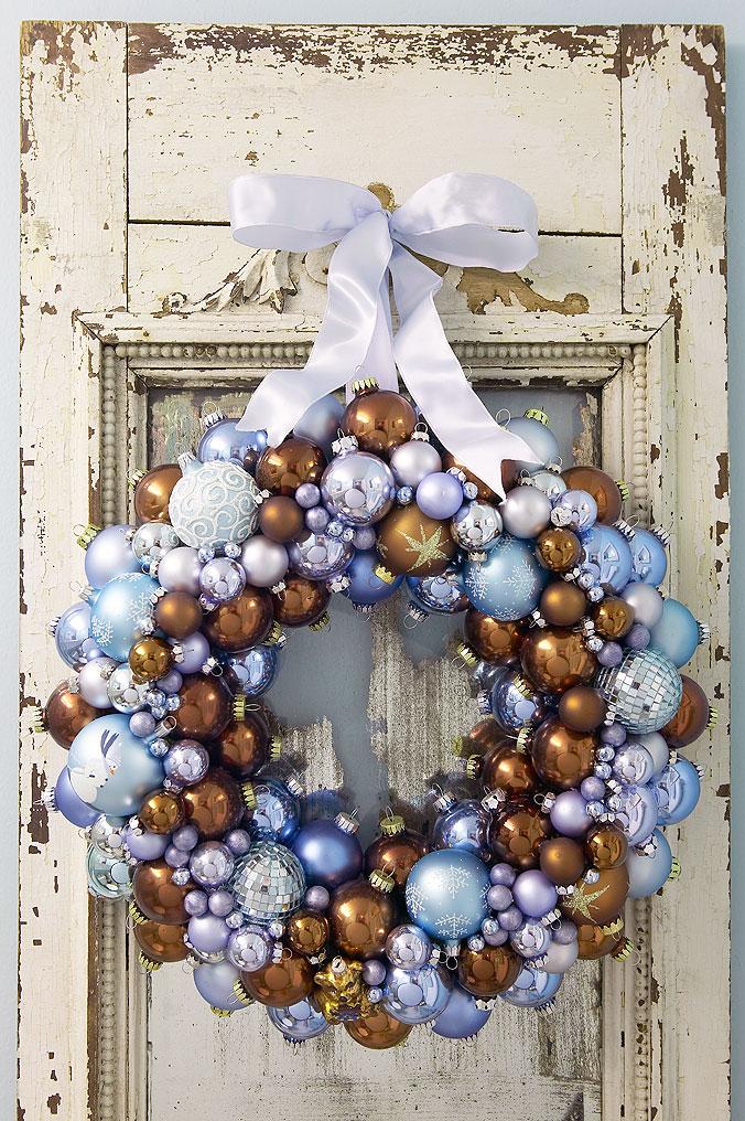 Christmas Wreath Idea Good Ideas And Tips