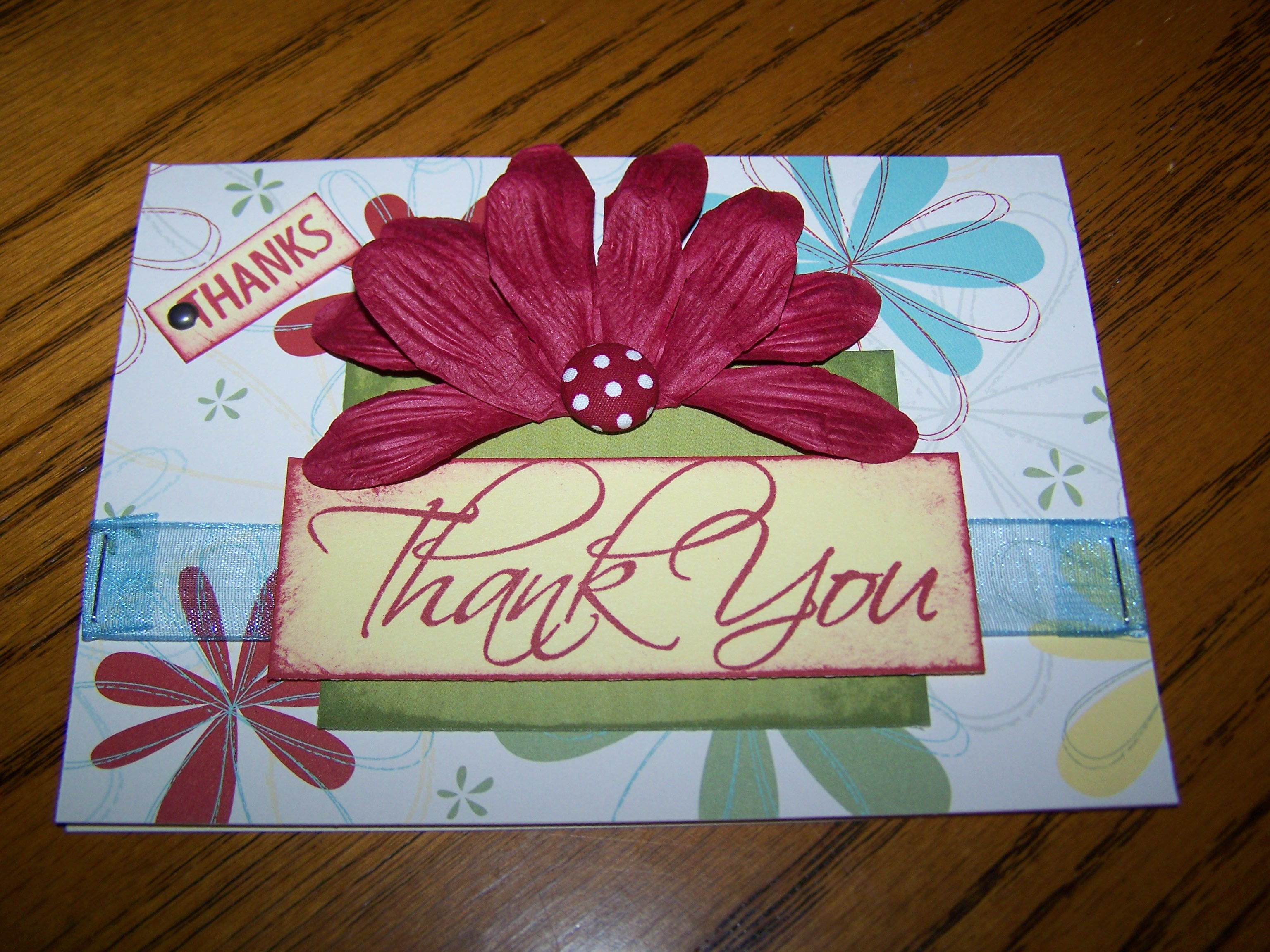 Thank You Card Good Ideas And Tips