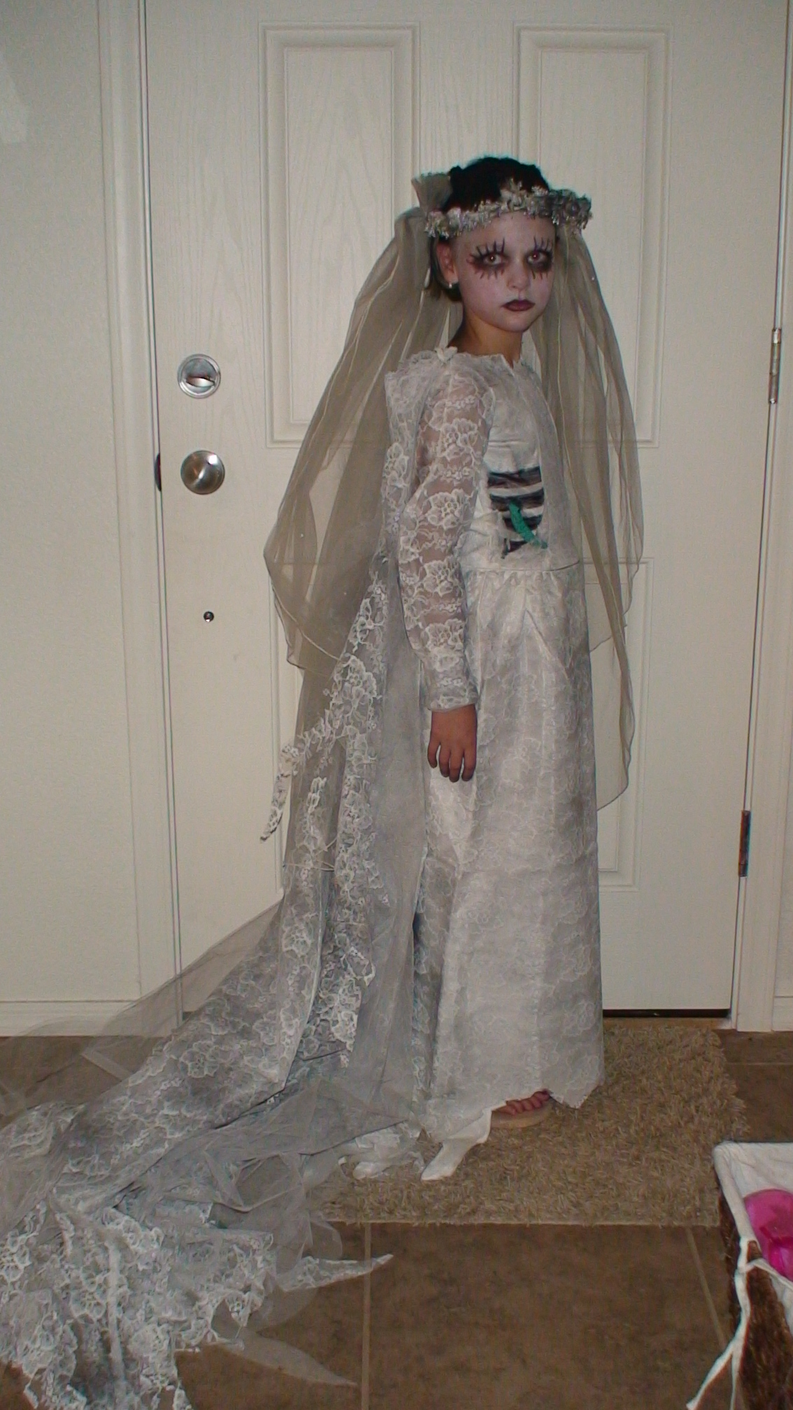 Corpse Bride Costume - Good Ideas and Tips