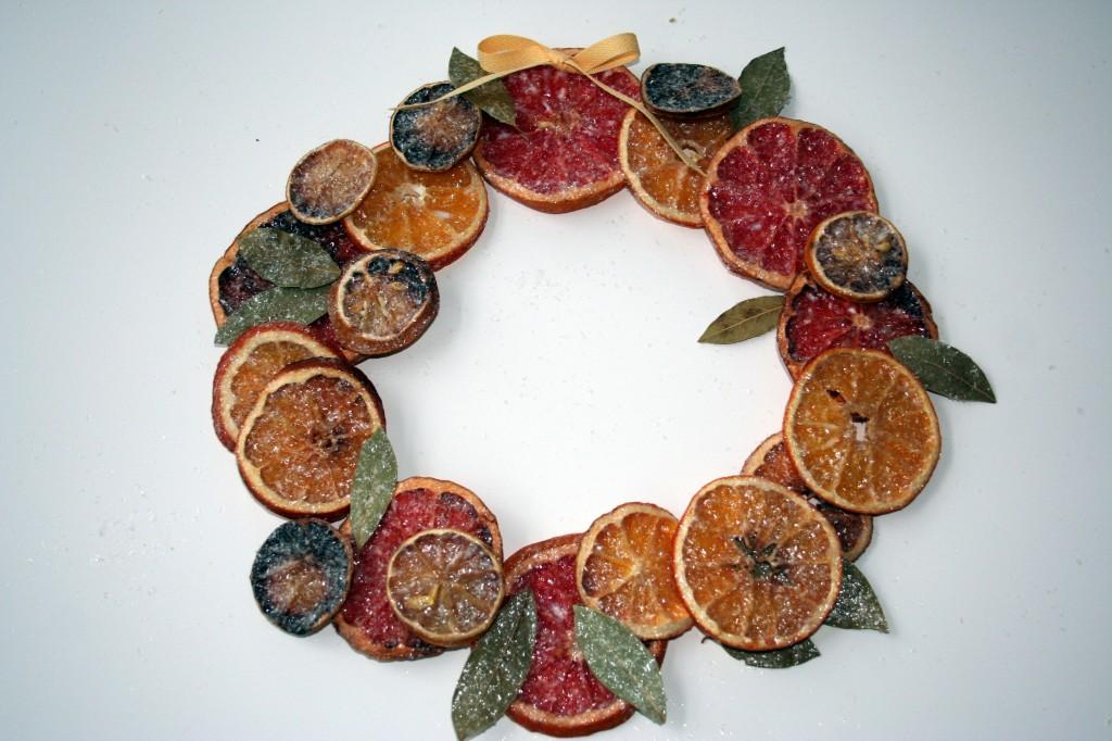 dried fruit citrus fruits
