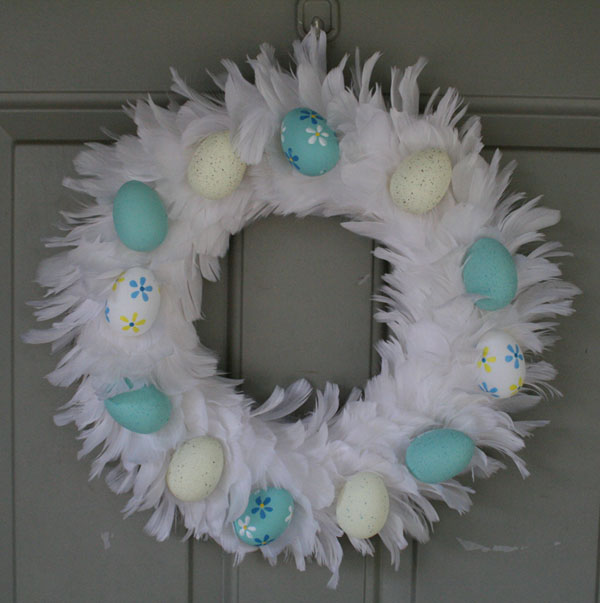 Easter Wreaths Good Ideas And Tips