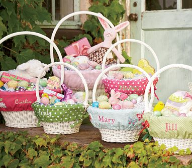 Easter basket ideas good ideas and tips good ideas negle Images