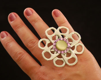 Pop Tab Ring Good Ideas And Tips
