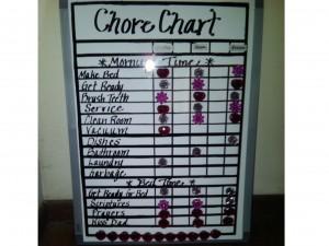 Chore Charts Good Ideas And Tips