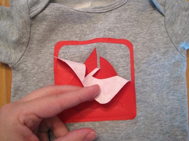 Freezer paper t shirt printing good ideas and tips for Diy tee shirt printing