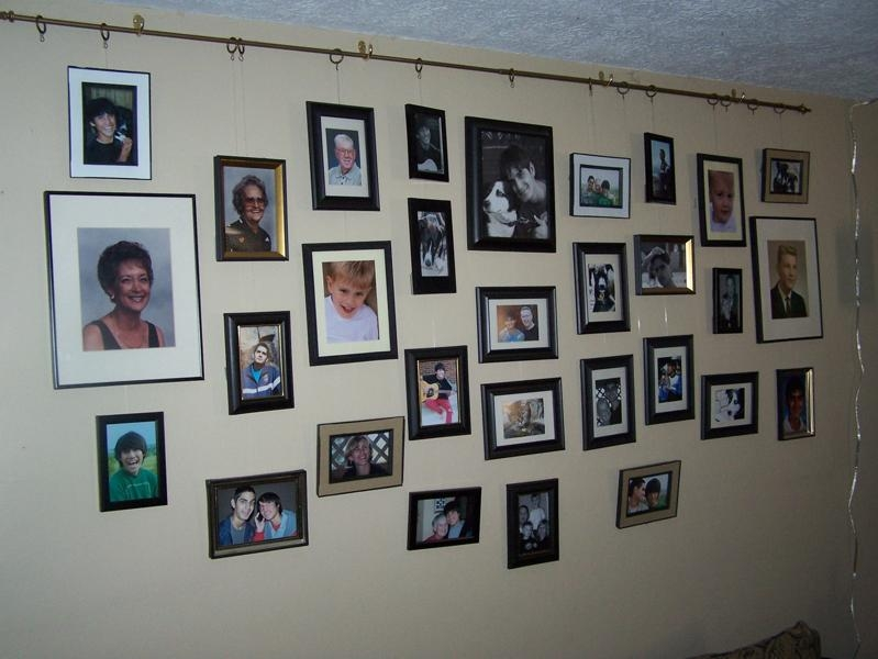 hanging pictures good ideas and tips