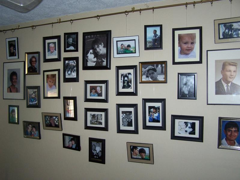Hanging Pictures - Good Ideas and Tips