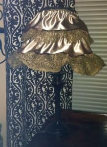 Lamp Shade Redo