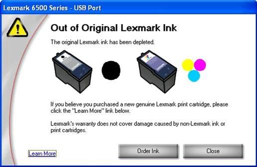 Ink cartridge refills