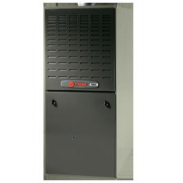 Trane x80 gas furnace