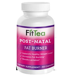 FitTea PostNatal Baby Fat Burner