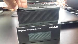 DKnight Magicbox II Bluetooth Speaker