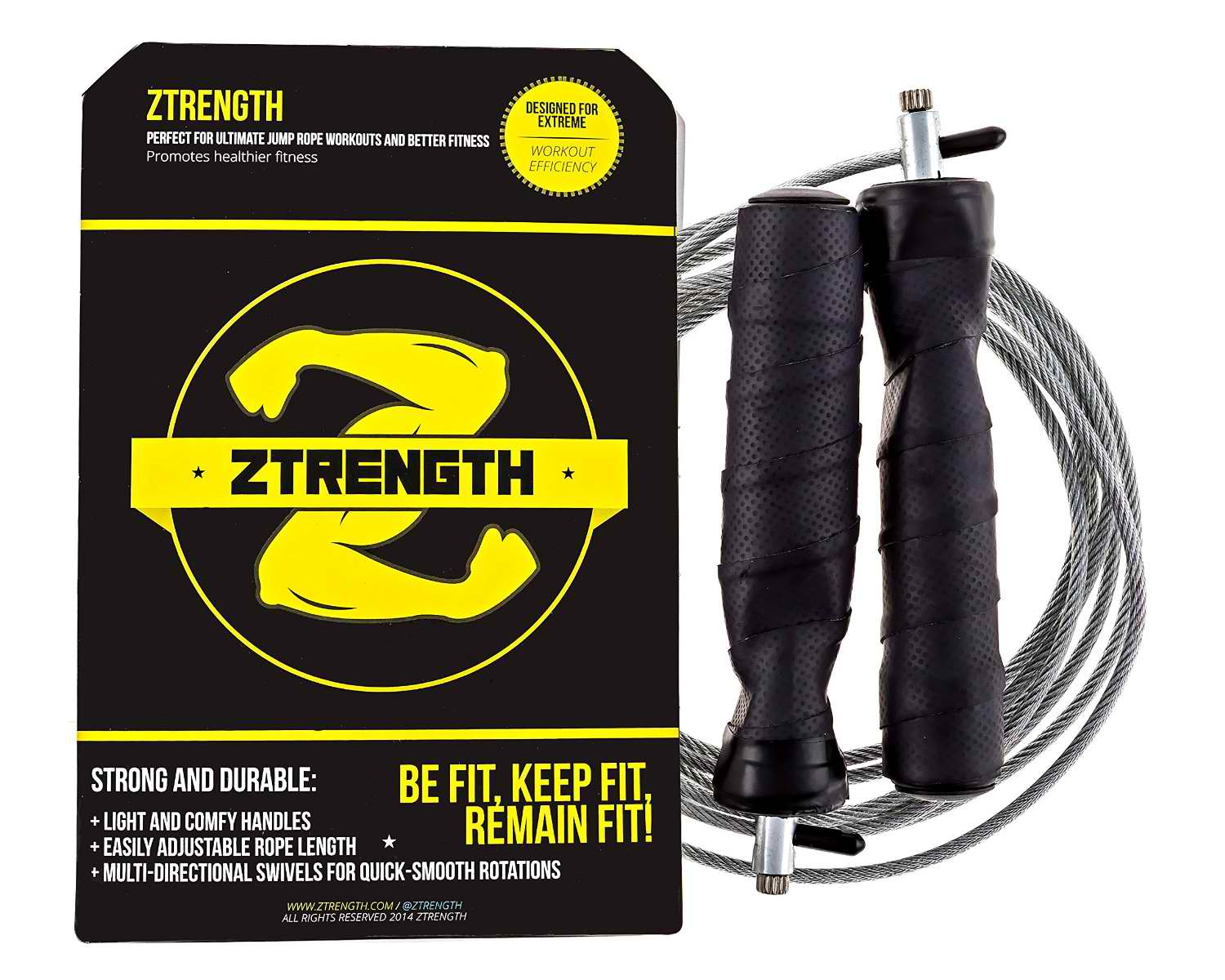ztrength jumprope