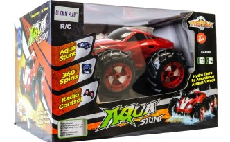 Land and Water Amphibious R/C car