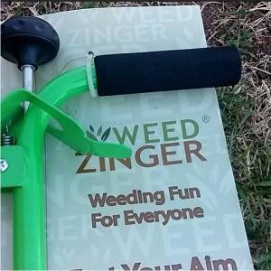 Weed Zinger weed puller