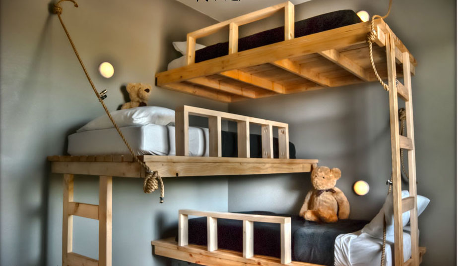 3 creative additions for your child 39 s bedroom for Really cool bedrooms