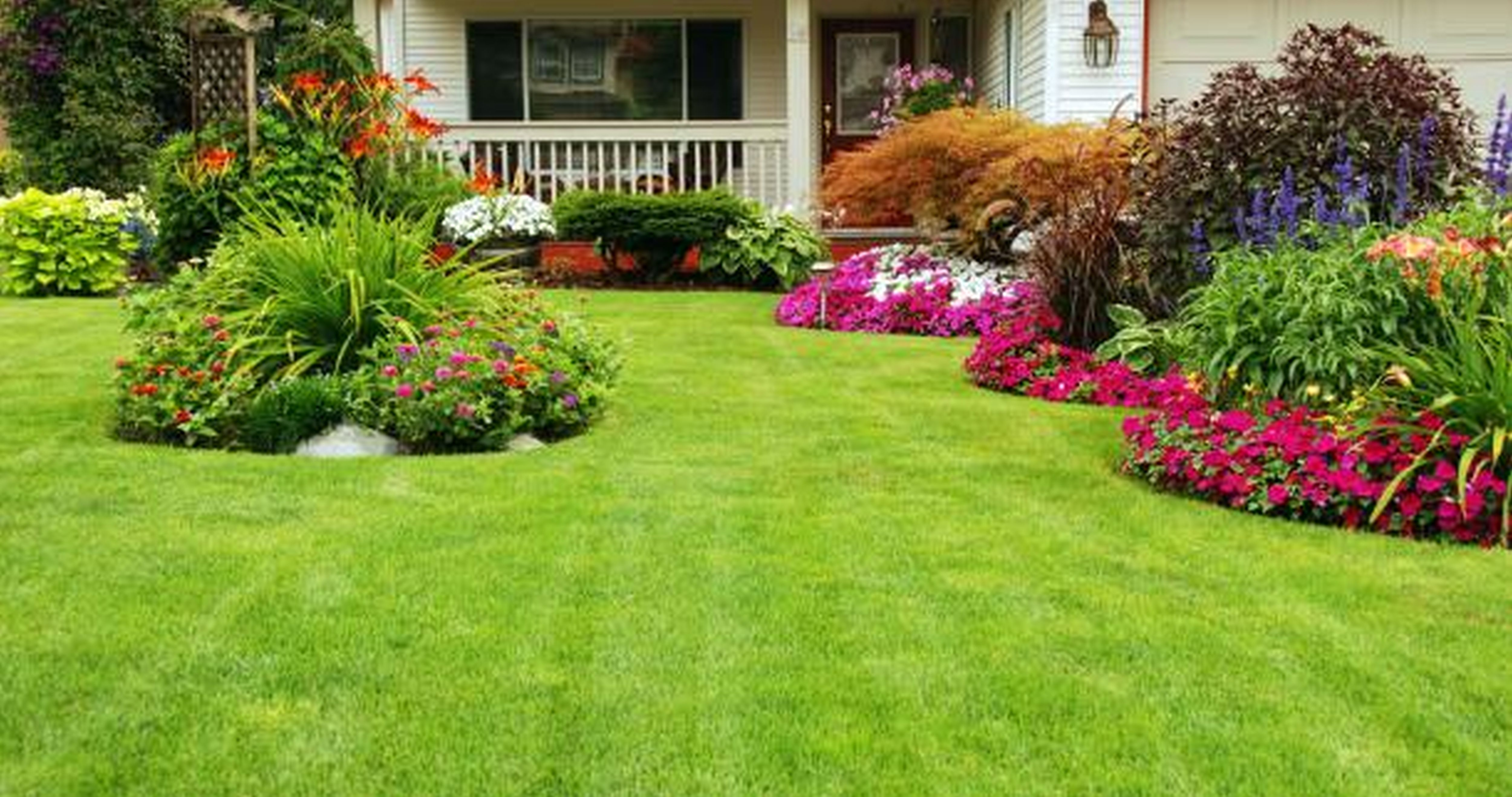 5 ways to keep your front yard in pristine condition