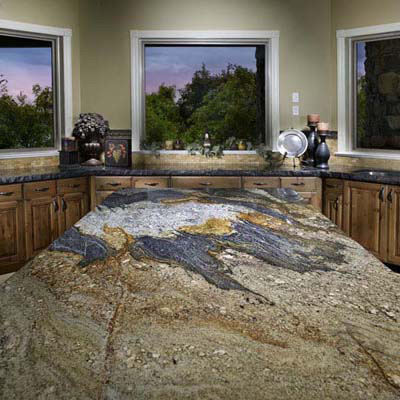 ... the Beauty of Natural Stone for Your Kitchen Remodeling Project