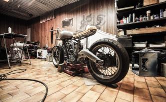 garage space