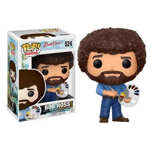 Bob Ross Funko Collectible