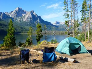 camping vacation