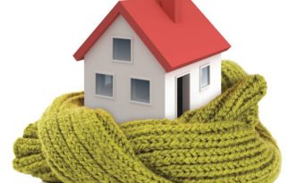 keep heat from escaping your home