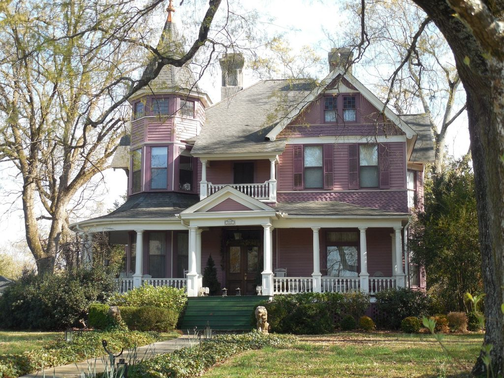 restoring a victorian period home