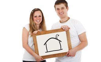 move into a new home