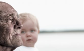 ageing parents and children